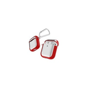 Etui na Apple AirPods 1&2 DEFENSE Clear Outlet