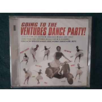 "The Ventures ""Going to the Ventures Dance Party"""
