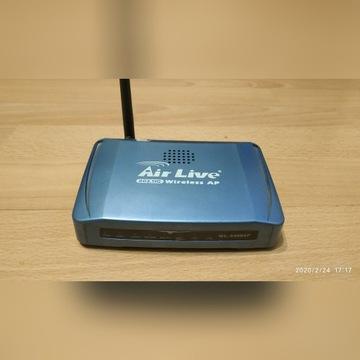 router Ovislink  WL5460AP