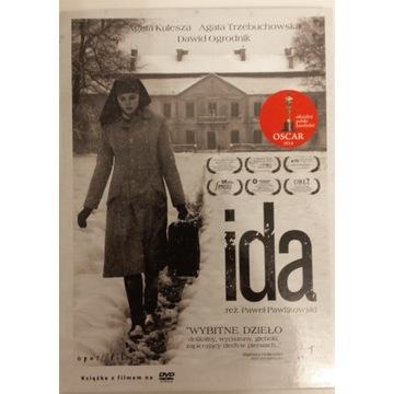 IDA - DVD - film nagrodzony Oscarem