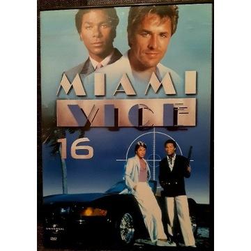 Miami Vice 16 DVD odcinek 31 i 32