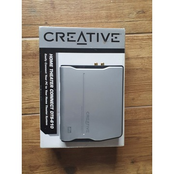 Creative Home Theater Connect DTS-610, koder DTS