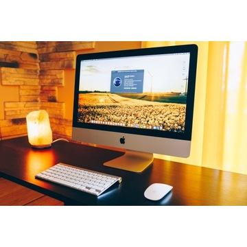 Apple IMac i5 2016 8gb 1tb catalina slim