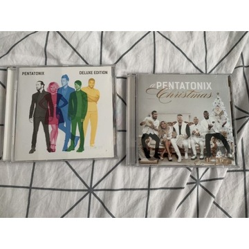 Płyty Pentatonix deluxe edition christmas Cd