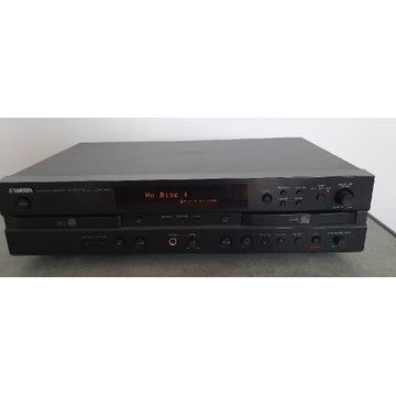 Nagrywarka CD Yamaha CDR-D651 Wysoki model od 1 zł
