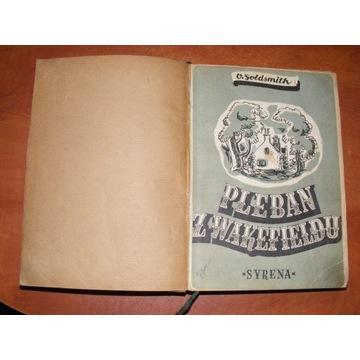 GOLDSMITH - PLEBAN Z WAKEFIELDU 1947