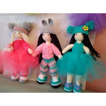 Ręcznie robiona lalka, ręcznie robiona, prezent