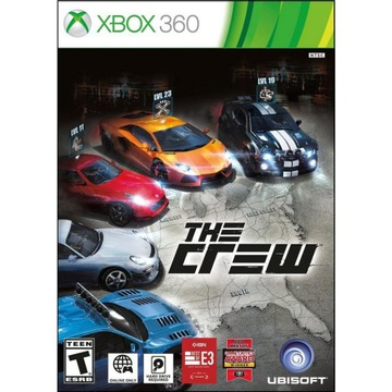 The Crew Xbox 360 X360