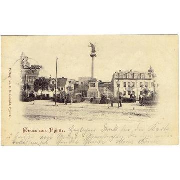 Pyrzyce, Pyritz, 1899, Szczecin