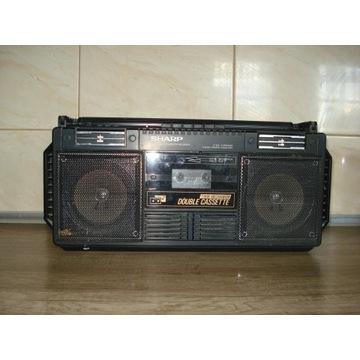 Radiomagnetofon SHARP