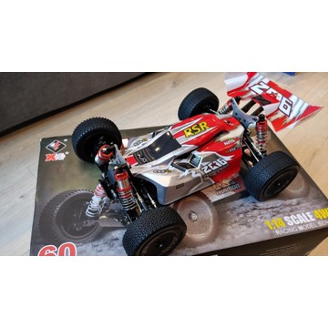 Model RC Off Road WL Toys Wltoys 144001 60km/h 4x4
