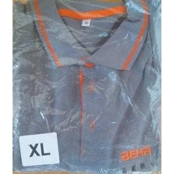 [Nowa] Koszulka Polo Hella Service XL