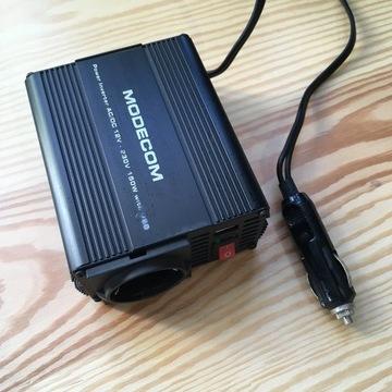 Przetwornica Modecom MC-C015 150W 12V-230V