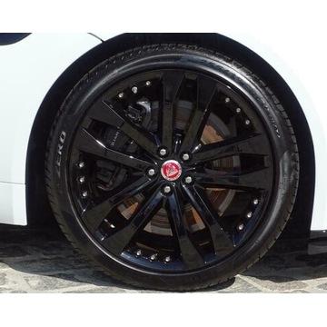 """Felga Jaguar F-type 20"""" cali 5x108 czarna oryginał"""