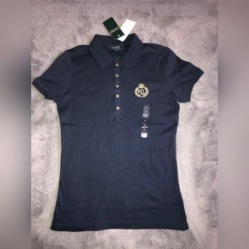 Polo Ralph Lauren S złoto T-shirt