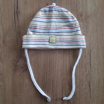 czapka, czapeczka niemowlęca, H&M