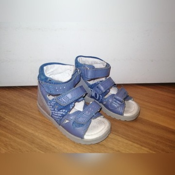 Buty Bartek - sandały profilaktyczne / rozmiar 21