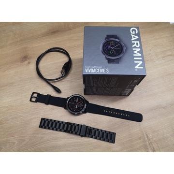 Zegarek Garmin Vivoactive 3