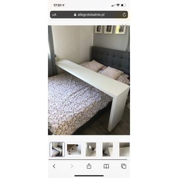 Stolik nadstawka nad łóżko Ikea MALM