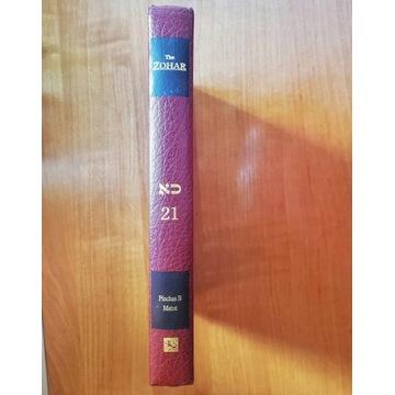 Kabała - Zohar - Vol. 21 - Pinchas B, Matot