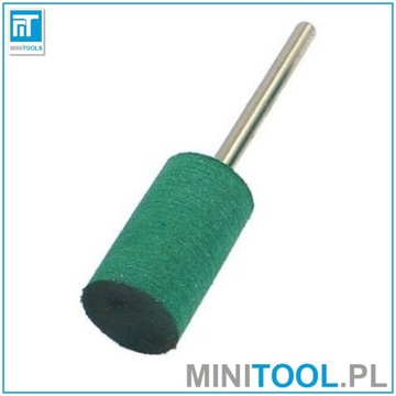 Gumka polerska (1 szt) do polerowania walec 10 mm