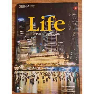 Podręcznik Life Upper Intermediate B2