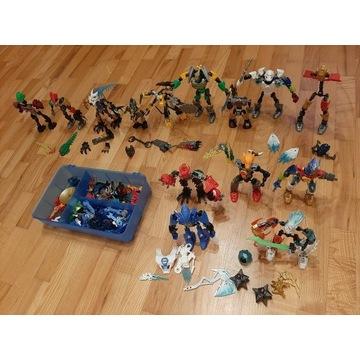 Lego BIONICLE duży zestaw - TANIO!