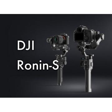 Stabilizator DJI Ronin-S Standard Kit - NOWY