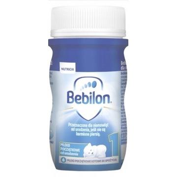 BEBILON 1 +Pronutra Advanced płyn 24x90ml +SMOCZKI