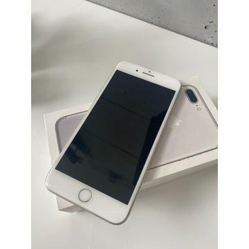 IPHONE 7 PLUS SILVER 32GB komplet