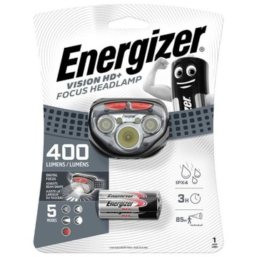 Latarka Energizer Vision Headlight HD+ Focus