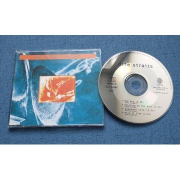 Dire Straits - The Bug [CD-single]