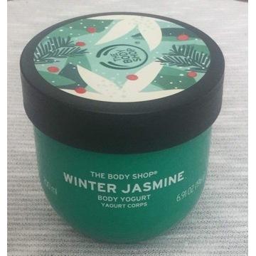 The Body Shop Zimowy Jaśmin - jogurt do ciała 200