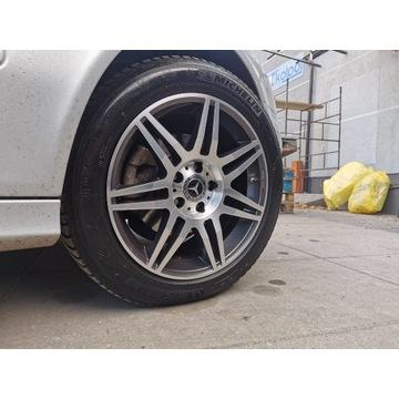 Felgi mercedes 5x112 Opony zima