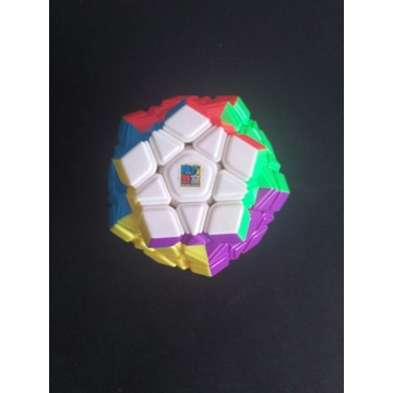 MoFangJiaoShi Megaminx 3x3x3 Stickerless Bright