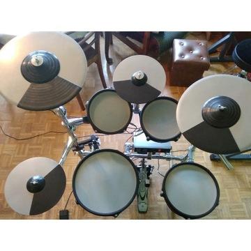 Perkusja elektroniczna DIG DRUM +sterownik +stopa