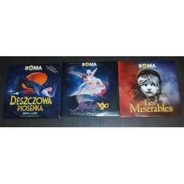 Teatr Roma 3 CD single promo