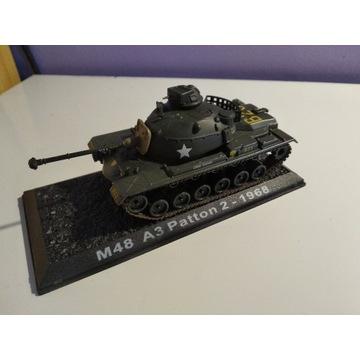 Model czołgu Patton