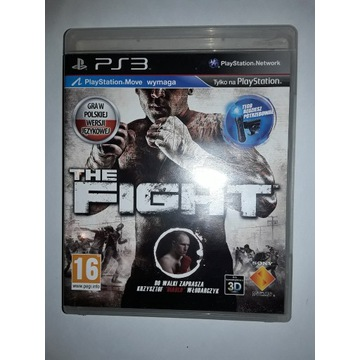 The Fight  PS3  PL