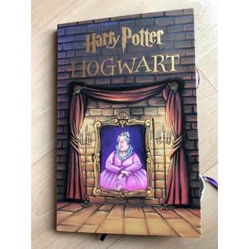 Hogwart - rozkładana książka