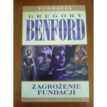 Zagrożenie Fundacji Gregory Benford