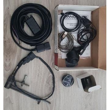 Kontroler AFR Innovate LC-2 z zegarem + sniffer