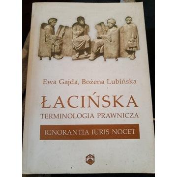 Łacińska terminologia prawnicza Ignorantia Iuris l