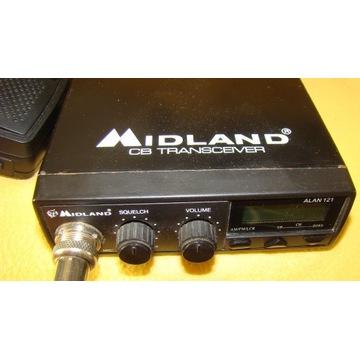 CB radio ALAN121