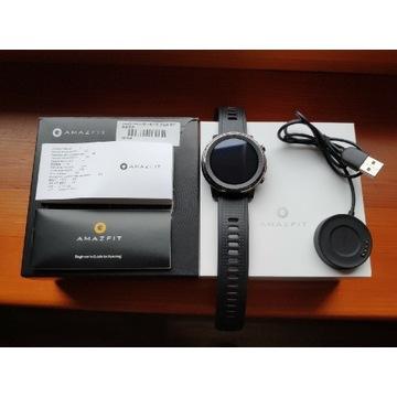 Amazfit Stratos 3 black A1929 Smartwatch