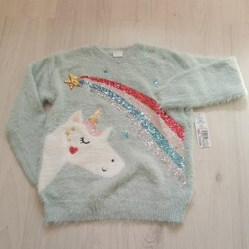 Sweter F&F nowy roz158 12-13 lat