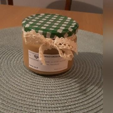 Masło orzechowe 100% orzeszki ziemne