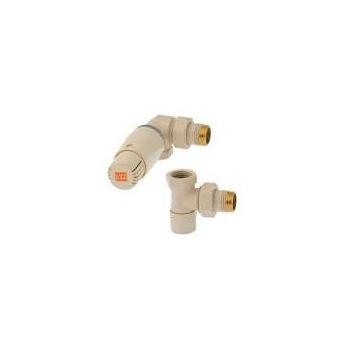 Zestaw termostatyczny osiowy prawy Luxrad