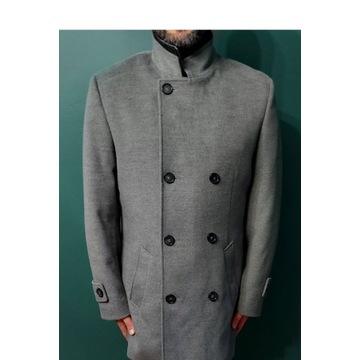 Idealny płaszcz Pako Lorente, rozmiar 54/170-180