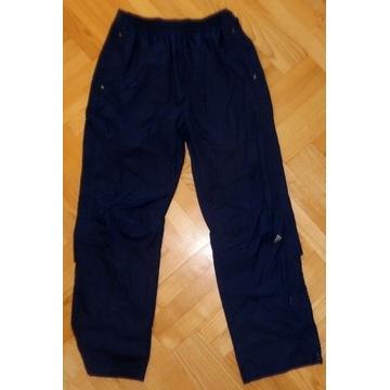 Spodnie Adidas 2XL - granatowe
